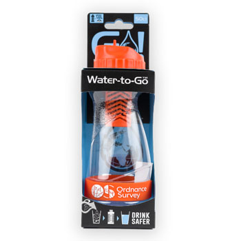 OS Water To Go Bottle
