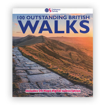 100 Outstanding British Walks