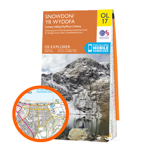 OS Explorer map information